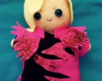 Yuri On Ice: Yurio plush, Allegro costume