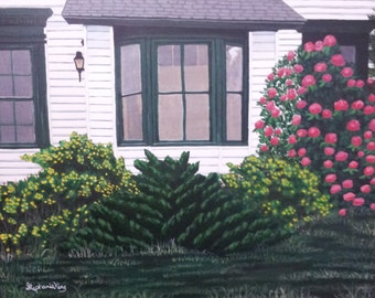Custom Painting by Consignment
