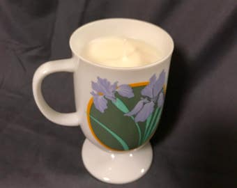 Fresh Scented Soy Candle
