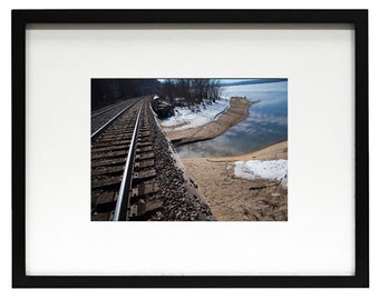 Rail & River - Limited Print