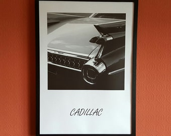 Classic American Car Prints
