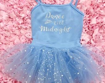 Cinderella Sparkly Tutu Dress