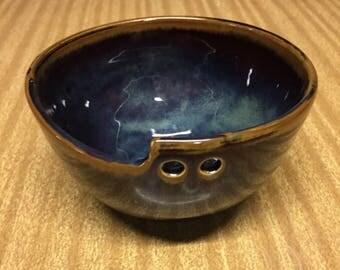 Noodle Bowls - Pair of Robert Graham  glazed noodle bowls (Australia)