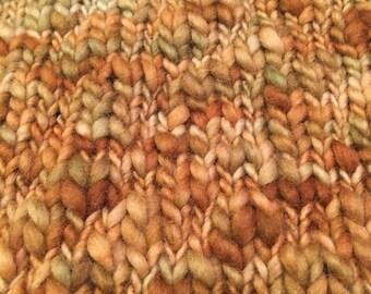 Super Warm Malabrigo Aquarelle Cowl, Hand-knit