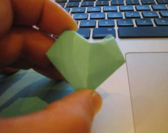 Post-It Note Hearts