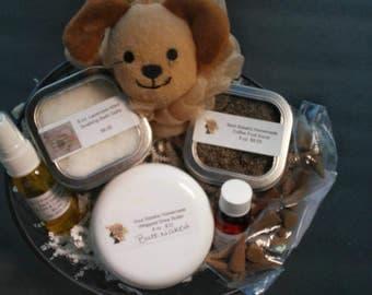 Spa Gift Basket, FREE SHIPPING, Natural Products, Wedding Gift, Birthday Gift, Skin Care, Bath Gift Set, Housewarming, Organic Gift Basket