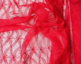 Lace Mesh Fabric