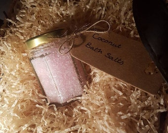 Coconut Bath Salts