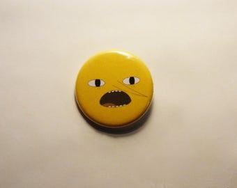 Lemongrab Pin/Magnet
