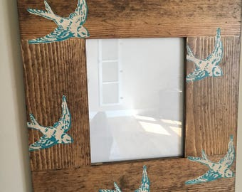 Birds in Flight frame