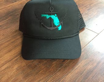 Florida Anchored hat