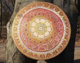 Angelic Sun Circle