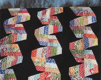 Fast Quilt Pattern Etsy