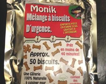 Box 24 - mix dog biscuits - premium cutter