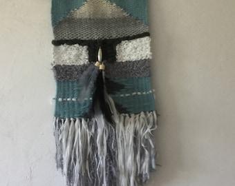 Indian Bohemian weaving