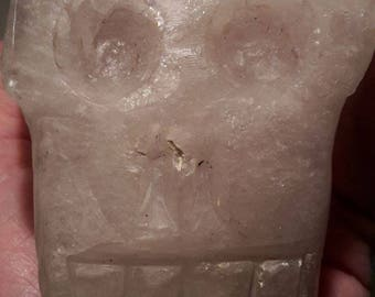 Minerva, brazilian protector skull