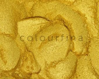 Buttercup Yellow mica Powder