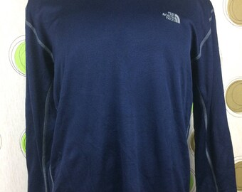 Vintage The North Face Long Sleeve Hiking Outdoor Tshirt