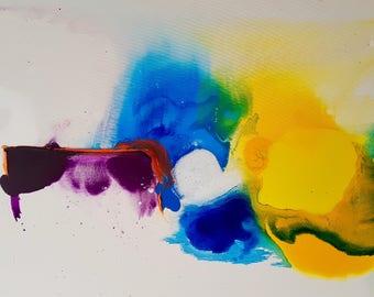 Colour Experiment No.19   915w x 610h