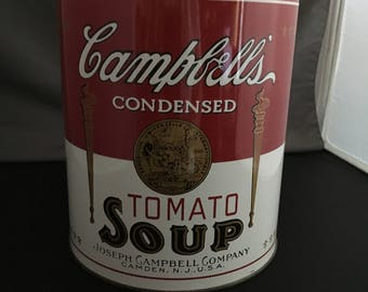 Campbell Soup container