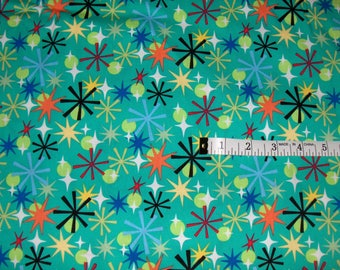 "Michael Miller Fabric by the Yard - ""Whirly Gig"""