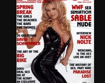 Playboy WWF Sable