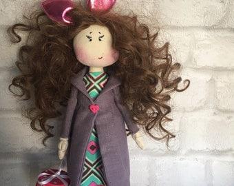 Tilda dolls by Nana K. doll doll dolls