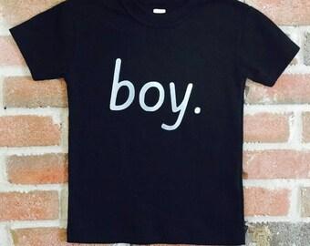 Boy Tee