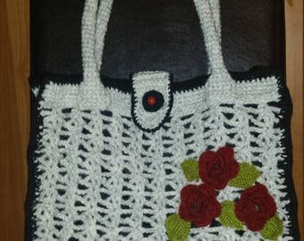 Red Roses Purse