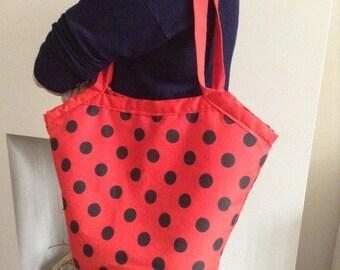 Reversable Bucket Bag