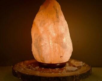 Himalayan Salt Lamp - Small - 4-7 lbs
