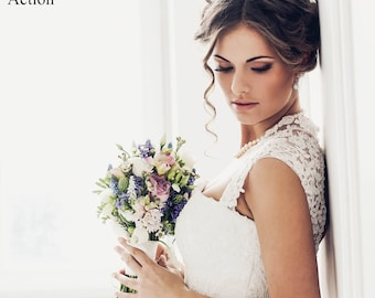 25 Wedding Actions for Photoshop