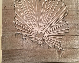 State or Country String Art- Custom