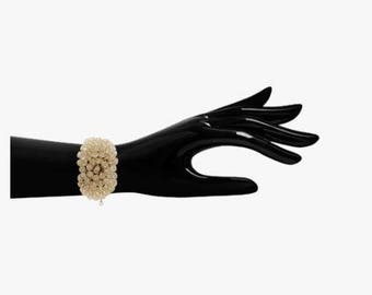 White Crystals Bracelet