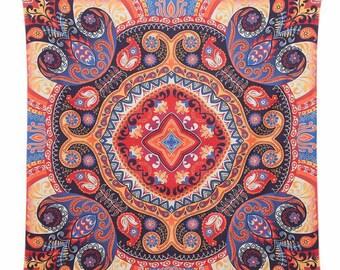 Indian Sacred Mandala Tapestry