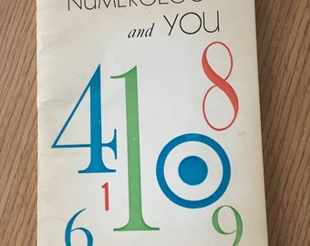 Numerology and You 1961