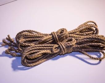 Jute Rope (5mm x 8m length)