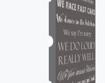 House Rules Customize-able Download print family rules, in this house, our home, home decor