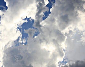Bursting Skies