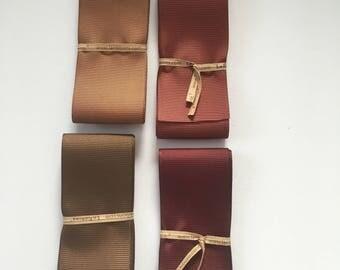 Custom collar- Brown