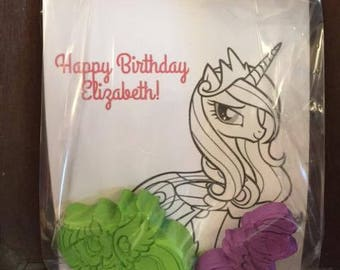 My Little Pony custom Party Pack of 10