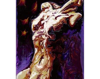 Cascade - large fine art print