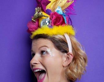 DIY Fruity Headdress Kit For 5