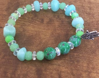 Papi's handmade bracelets. Beautifully unique and can be custom made upon request and inquiry