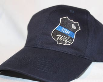 Police wife hat