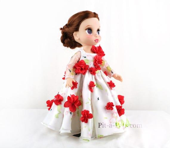 Custom Disney Animator Doll Beauty And The Beast Belle