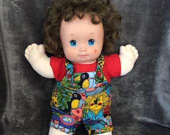 Vintage Magic Nursery doll baby