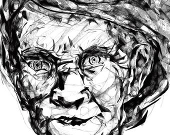 "4""x6"" Digital Art Print