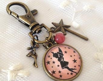 Porta key fairy pink.