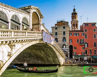 Italy Italian, photography, pictures, Venice, Rialto, Canal